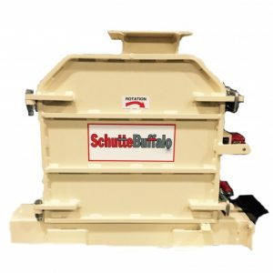 Schutte-Buffalo Model H28 laboratory scale full circle screen hammer mill