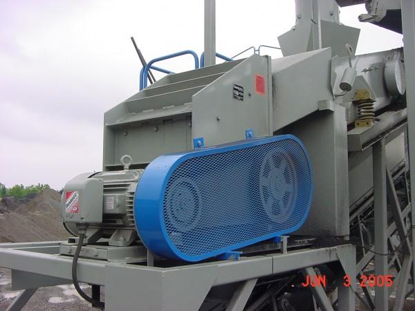 RC Series RAP Crusher Installation