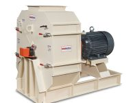 low speed high production full circle screen hammer mill