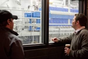 Tin Man Brewing Company Installation Photo
