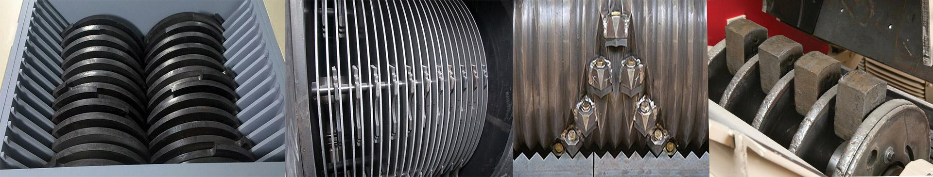 Curseur de HP. Assemblys de rotor
