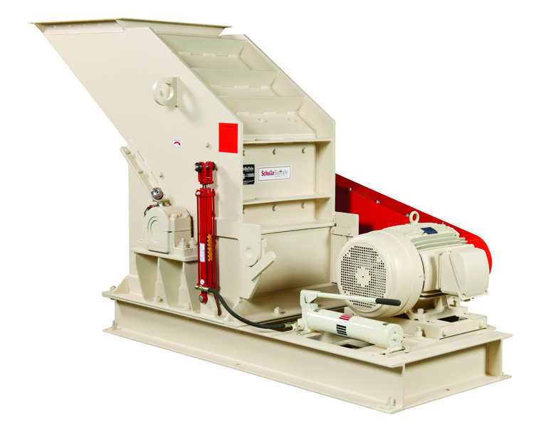 RC Series hammer mill for processing RAP